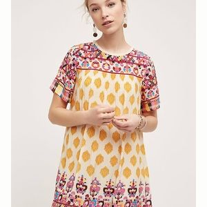 Tanvi Kedia Caltha Anthropologie Dress